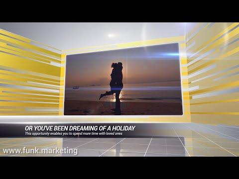 Funk Marketing - Lifestyle V2 Promo Video Demo