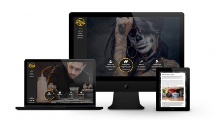 Albufeira Tattoo - By Ice Cube Web Design