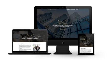 Empire Group - By Ice Cube Web Design
