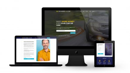 We Pay More 4 A Car - By Ice Cube Web Design
